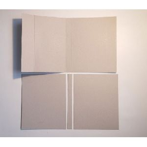 Brown Binding Cardboard