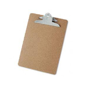 Brown Examination Cardboard
