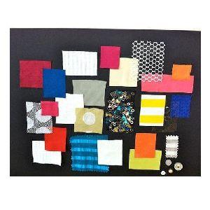 Textile Notice Board