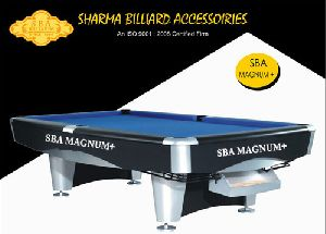 Magnum Plus American Style Pool Table