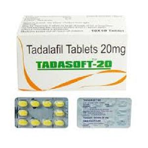 Tadasoft-20 Tablets