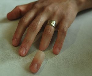 Silicone Artificial Finger