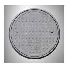 IS 1726/1991 Circular Manhole Cover & Frames