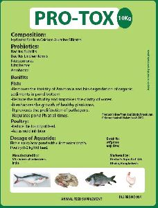 Fish Feed Supplement