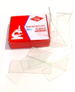 Microscope Slides (Vacuum Pack) (76mm x 26mm x +0/-1mm) (Zoom )