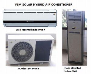 Solar Hybrid Air Conditioning System