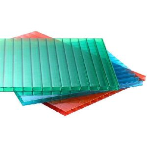 Colored Polycarbonate Sheets