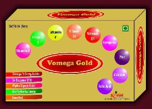 Vomega Gold Tablets