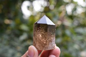 45gm Rutilated Quartz Pencil