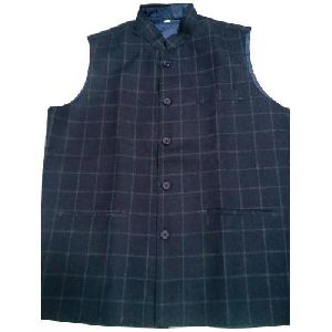 Mens Woolen Nehru Jacket