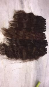 Single Drawn Human Hair