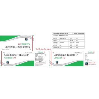 Cilnidipine Tablets