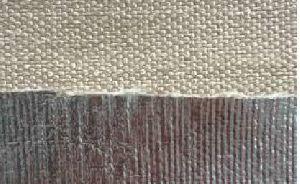 Aluminized Glass Fabric