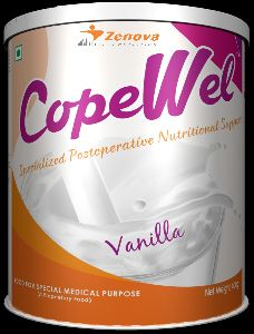 CopeWel Nutrition Health Drinks