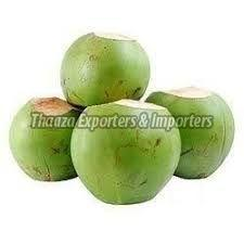 Organic Tender Coconut