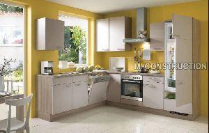 Modular Kitchen Installation Services