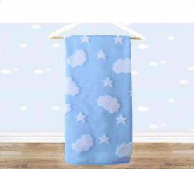 Blue Baby Towel
