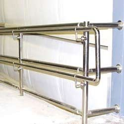 Stainless Steel Ramp Railings