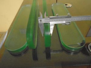 Toughened Borosilicate Glass
