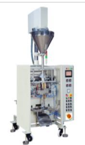 Auger Filler Collar Type Packing Machine With Screw Conveyor