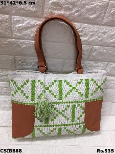 Beautiful Handloom Shoulder Bag
