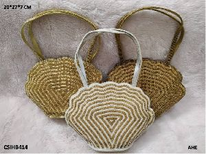 Bridal Beaded Handbag