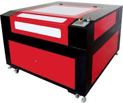 CO2 Laser Cutting Machine (LE204)