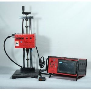 Standalone Dot Pin Marking Machine