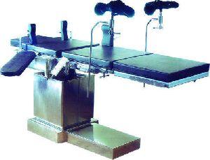 C Arm Compatible OT Table