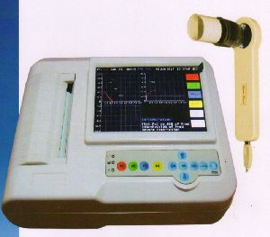 PC Based Digital Spirometer
