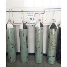 Iron Medical Gas Cylinder