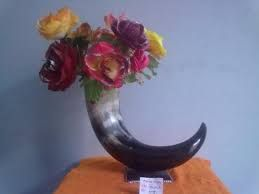 Horn Flower Pot