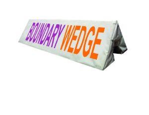 Cricket Boundary Sponsors Wedges
