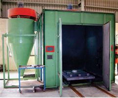 Abrasive Blast Room Systems