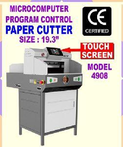 4908 Electric Paper Cutting Machine