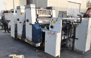 Komori Lithrone Offset Printing Machine
