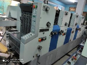 Ryobi 3304H Four Colour Offset Printing Machine