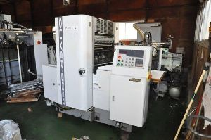 Sakurai Oliver 58 Offset Printing Machine
