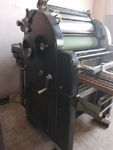 Used Abdick Offset Printing Machine