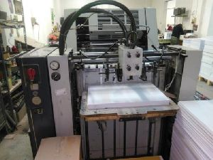 Used Adast Dominant 725 Offset Printing Machine