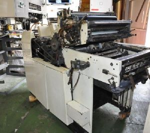 Used Hamada 800 Offset Printing Machine