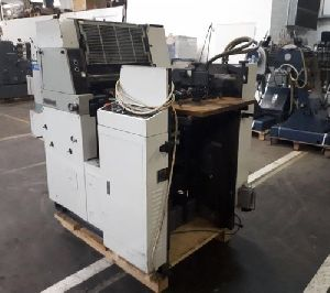 Used Hamada B52 Offset Printing Machine