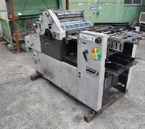 Used Hamada E 47 NP Offset Printing Machine