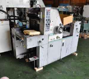 Used Hamada RS 34 Offset Printing Machine