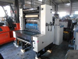 Used Komori 1982 Offset Printing Machine