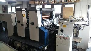 Used Komori Offset Printing Machine