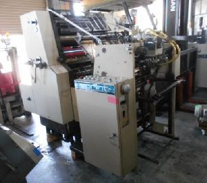 Used Komori Sprint L25 Offset Printing Machine