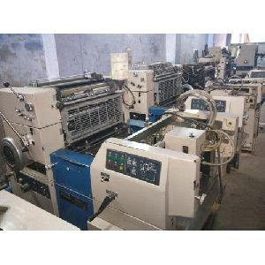 Used Ryobi 500 K Offset Printing Machine