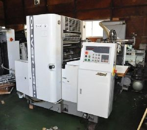 Used Sakurai Oliver 58 Offset Printing Machine