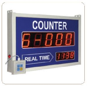 Digital Counter Display